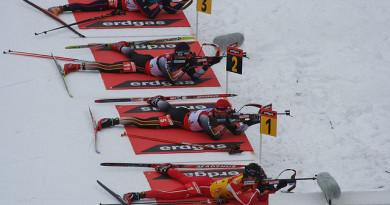 Světový pohár v biatlonu, díl 9. – Rusko, Chanty-Mansijsk