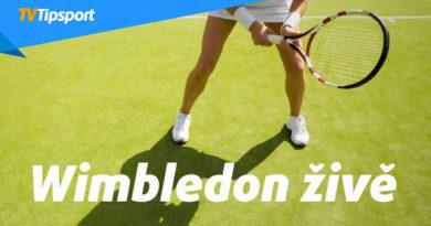 Sledujte Wimbledon živě