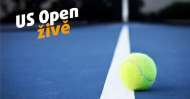 Sledujte US Open živě na TV Tipsport a získejte zdarma 150 Kč!