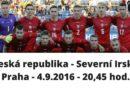 Česká republika – Severní Irsko, kvalifikace na MS 2018