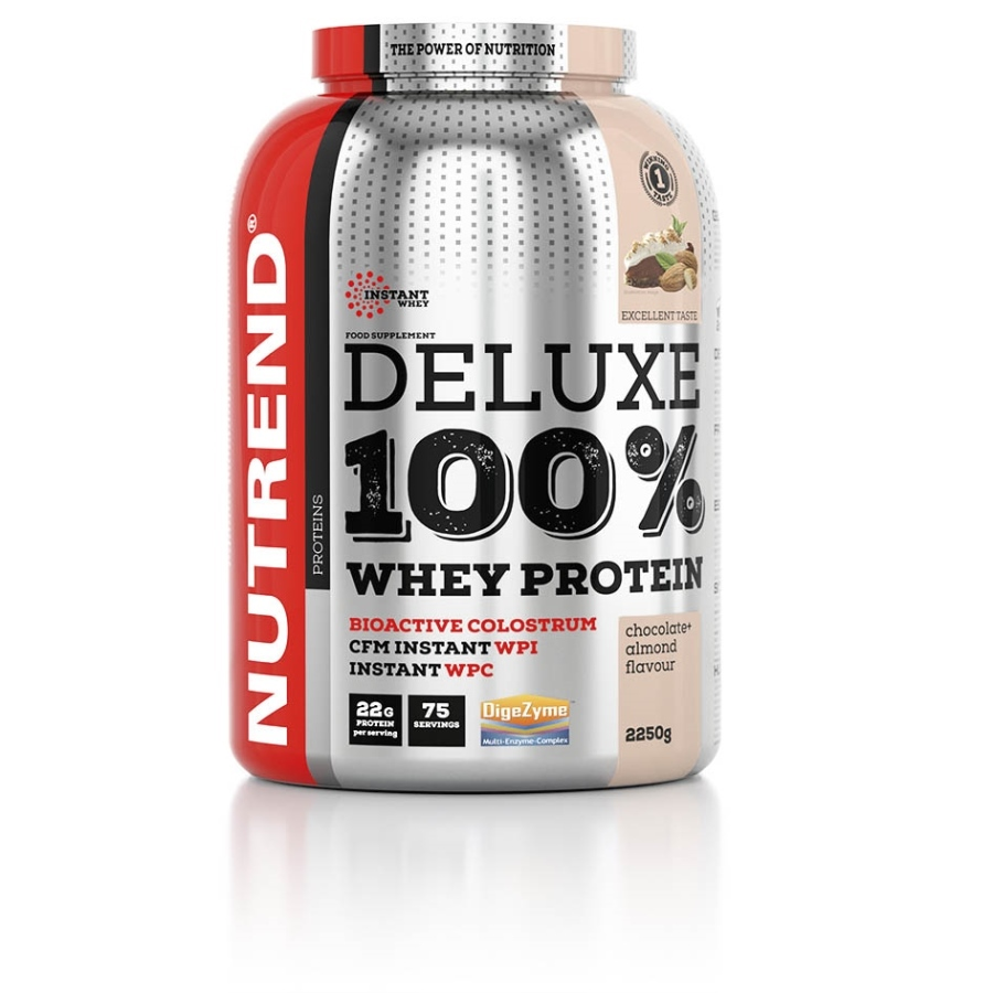 DELUXE 100% WHEY