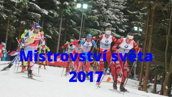 Mistrovství světa v biatlonu 2017