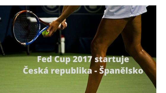 Fed Cup 2017 startuje