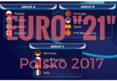 Česká republika U21 – EURO U21 2017