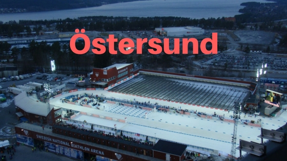 Östersund biatlon