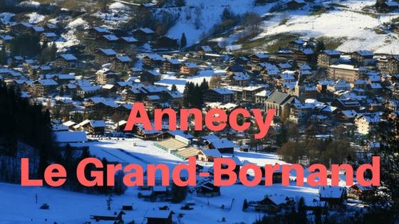 Světový pohár v biatlonu – Annecy, Francie 2017