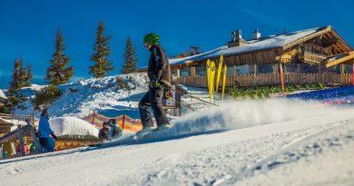 Chování a pravidla při lyžování