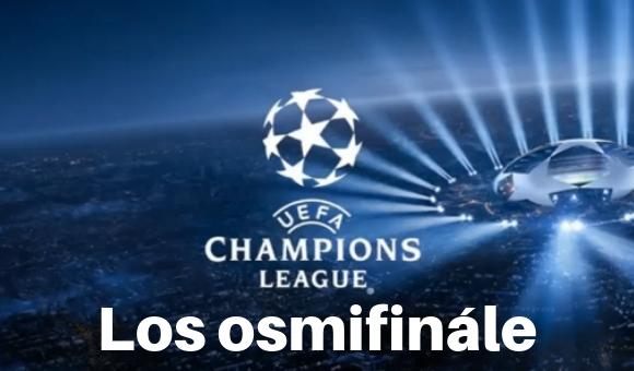 Los Ligy Mistrů: Los Osmifinále Ligy Mistrů