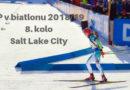 8. kolo světového poháru v biatlonu, Salt Lake City, USA