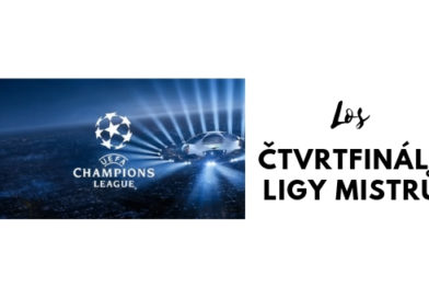 Čtyři anglické týmy ve čtvrtfinále Ligy mistrů