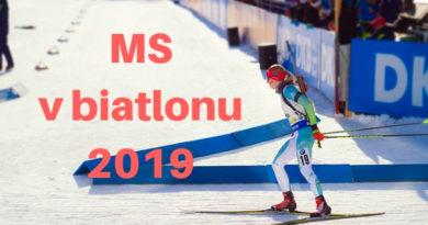 Mistrovství světa v biatlonu 2019