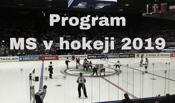 Program MS v hokeji 2019