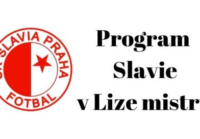 Program Slavie Praha v Lize mistrů