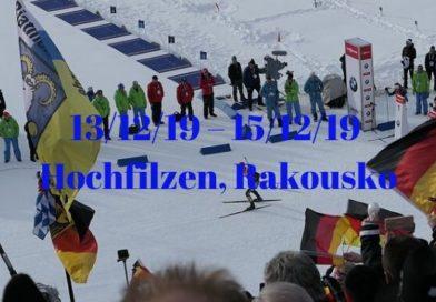 Světový pohár v biatlonu – 2.kolo – Hochfilzen, Rakousko