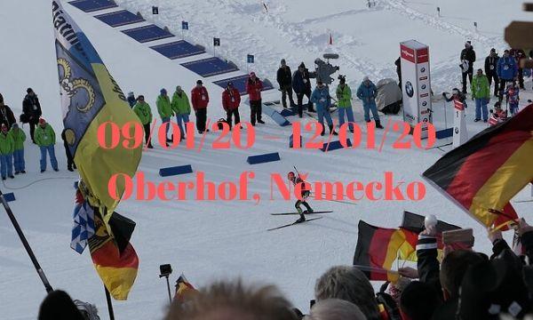 Světový pohár v biatlonu – 4.kolo – Oberhof, Německo