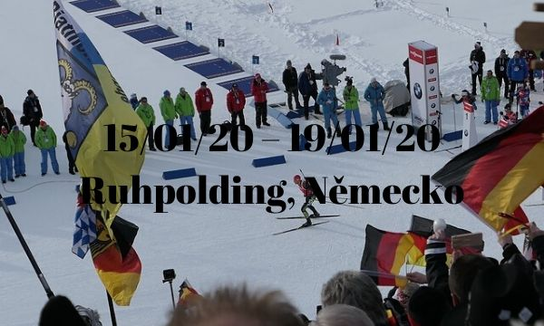 Světový pohár v biatlonu – 5.kolo – Ruhpolding, Německo