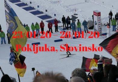 Světový pohár v biatlonu – 6.kolo – Pokljuka, Slovinsko