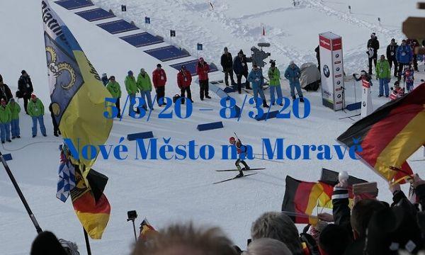 8. kolo Světového poháru v biatlounu, Nové Město na Moravě